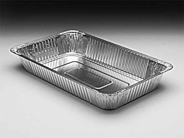 Full Size Deep Aluminum Pan (