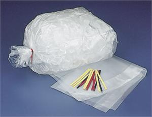 50# Clear Ice Bag - 19 x 36 .003 (200)