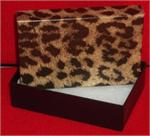 3-3/4 x 2-1/2 x 1 Leopard Print Gift Boxes (100)