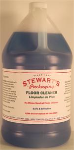 Stewart's Floor Cleaner (4/1 gal.) - Stewart's Packaging, Houston