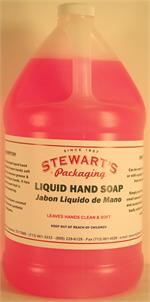Stewart's Hand Cleaner (4/1 gal.) - Stewart's Packaging, Houston