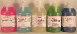 Chemicals from Stewart's Packaging, Inc.