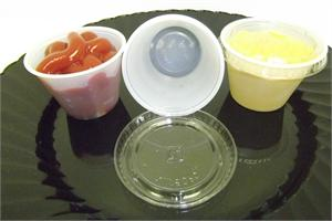 Translucent Portion Cups & Lids - Stewart's Packaging, Inc., Houston