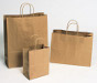 50 Pack -  Recycled Kraft Shoppers