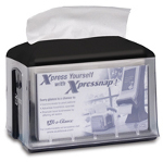 Xpressnap Napkins & Dispensers - Stewart's Packaging, Houston