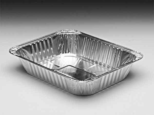 Half Size Alluminum Pans