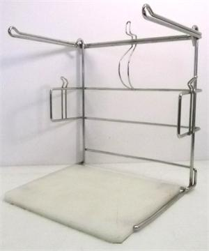 T Shirt Bag Rack 1